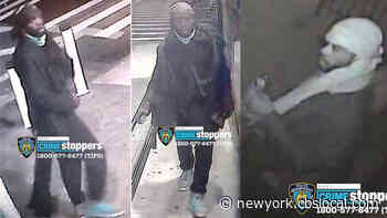 Suspect Arrested In Connection To East Harlem Rape Investigation - CBS New York