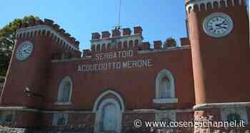 Acquedotto del Merone, possibili disagi a Cosenza Vecchia per lavori su condotte - Cosenza Channel
