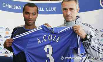 Ashley Cole reveals he left Arsenal for Chelsea because their winning 'culture was falling apart'