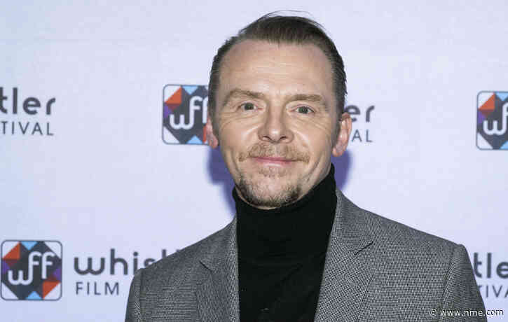 "Simon Pegg reflects on his comedy typecast: ""People don't take you seriously"""