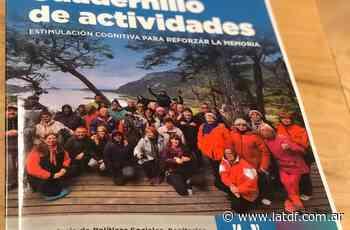 Ushuaia lanzó un Cuadernillo de Estimulación Cognitiva para Adultos Mayores - Portal La TDF
