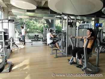 A partir de la semana que viene reabren los gimnasios - Ushuaia Noticias