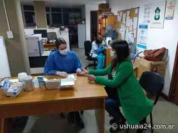 Coronavirus: Comenzaron los testeos rápidos sobre el personal municipal de Ushuaia - Ushuaia 24