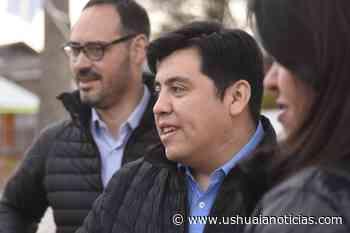 Harrington: «Todos podemos aportar un poco para que esto mejore» - Ushuaia Noticias
