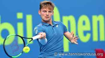 David Goffin: It is difficult to regain motivation without a start date - Tennis World USA