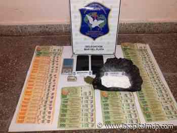 """Cayó una """"dealer"""" que distribuía droga en Miramar - La Capital de Mar del Plata"""