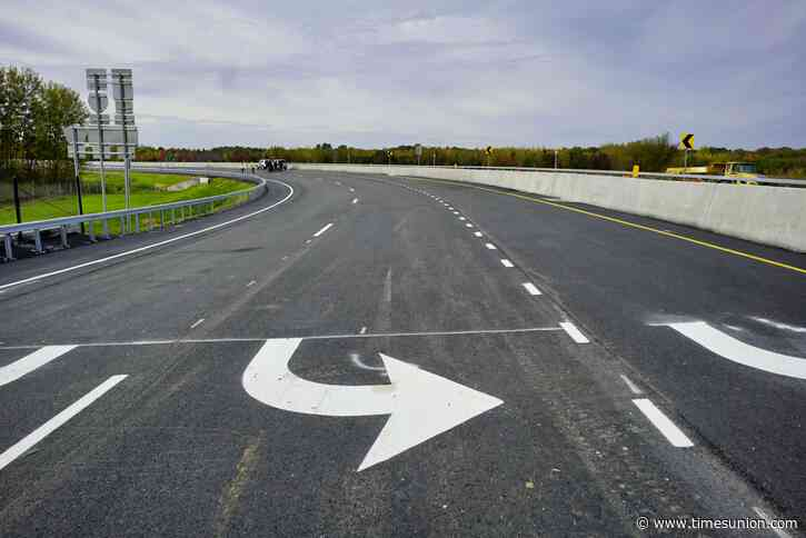 Getting There: Adjustment to Exit 3 intersection off Northway