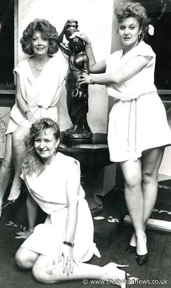 Nero's brought touch of Ancient Rome to Bolton in 1988 - The Bolton News