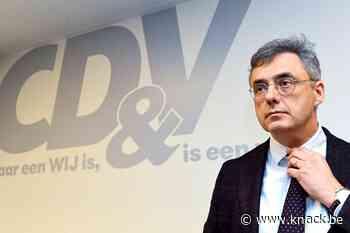 Joachim Coens stelt opnieuw geen veto's in formatie: 'We moeten vooruit'