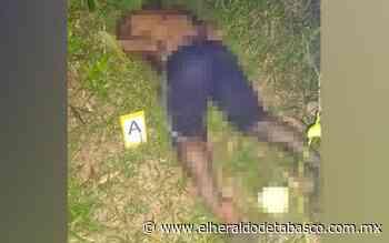 Era de Las Choapas el ejecutado localizado en Huimanguillo - El Heraldo de Tabasco