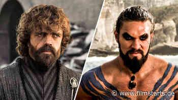 "Abgefahrene ""Dracula""-Version mit ""Game Of Thrones""-Duo: Peter Dinklage und Jason Momoa in ""Good Bad & Undead"" - filmstarts"