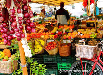 Il mercato di Soliera torna completo e si sposta in piazzale Loschi - sassuolo2000.it - SASSUOLO NOTIZIE - SASSUOLO 2000
