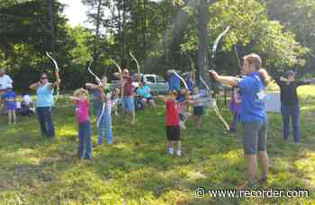 Greenfield couple being resourceful with archery business - The Recorder