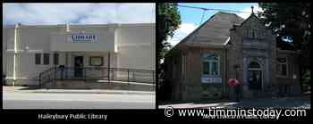 Historic New Liskeard library up for sale? - TimminsToday