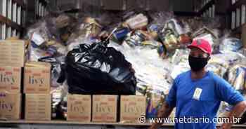 Guapimirim recebe doações de cestas básicas e itens de higiene - NetDiário
