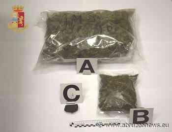 Francavilla al Mare, detenzione di droga ai fini di spaccio: arrestato 38enne - Abruzzonews