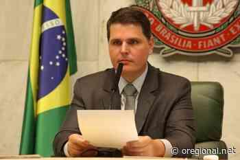 Deputado Cauê Macris anuncia emenda de R$ 200 mil para Conchal - O Regional
