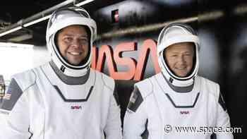 Meet the NASA astronauts launching on SpaceX's historic Crew Dragon test flight
