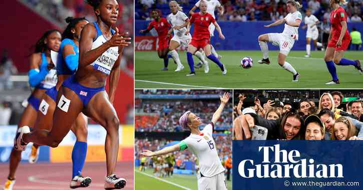 Covid-19 has rocked women's sport but its future remains bright | Sean Ingle