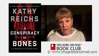 Video: Crime author Kathy Reichs digs into conspiracy theories in her latest novel - The Globe and Mail