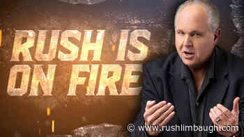 I'm Not Paying Any Attention to Any Polls - RushLimbaugh.com