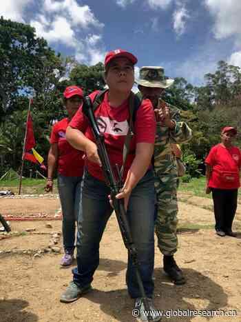 Reaction and Revolution in Latin America: The Venezuelan Civilian-Military Union