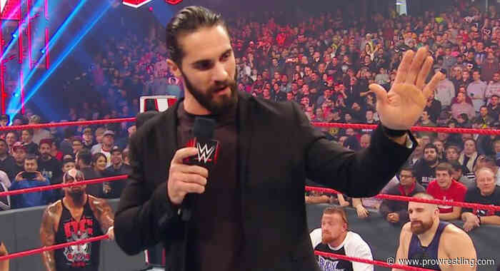 Seth Rollins Praises The Undertaker For Reinventing Himself