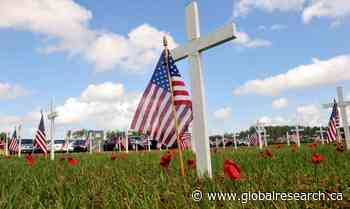 US War on Humanity Rages While Honoring Its Fallen Military Service Members
