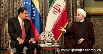First of 5 Iranian Tankers Enters Venezuelan Waters