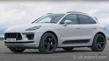 See Macan Turbo drag race RS Q3, Stelvio Quadrifoglio