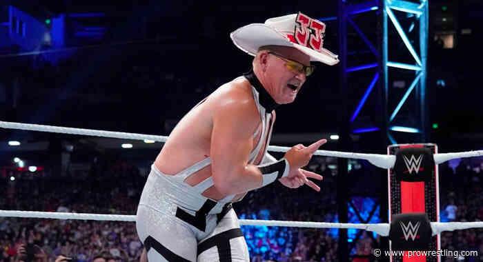 Jeff Jarrett Set To Appear On 5/26 WWE Backstage