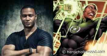 'Arrow': David Ramsey Teases Return To John Diggle As A Green Lantern - Heroic Hollywood