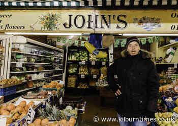 John the Greengrocer first of Willesden Green mum's online exhibition A Lifetime's Work - Kilburn Times