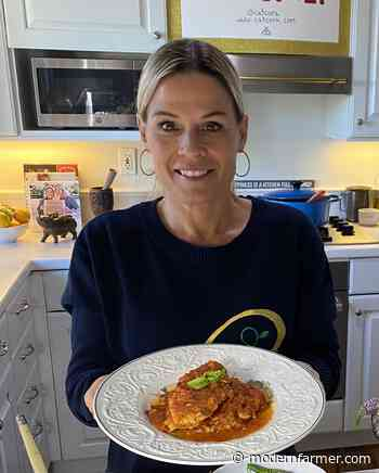 Quarantine Recipes: Cat Cora's Kota Kapama - Modern Farmer