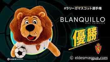 En Japón lo tienen claro: 'Blanquillo', la mejor mascota de LaLiga - ElDesmarque Zaragoza