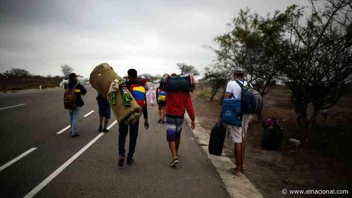 Eduardo Stein advierte de la vulnerabilidad de los migrantes venezolanos durante la pandemia