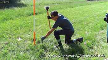 Dotternhausen: Bodenmonitoring dauert drei Jahre - Dotternhausen - Schwarzwälder Bote