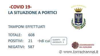 Portici - Emergenza Coronavirus, nessun nuovo caso in città - Torrechannel