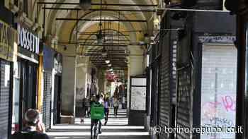 Il maquillage dei portici di Torino: si parte da via Cernaia, Nizza e Sacchi - La Repubblica