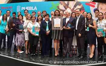 Destaca Alvarado impulso a educación en Huejotzingo - El Sol de Puebla