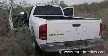 Aseguran armas y una camioneta tras enfrentamiento en Sabinas Hidalgo - Multimedios