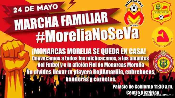 Afición de Monarcas marchará contra mudanza del equipo