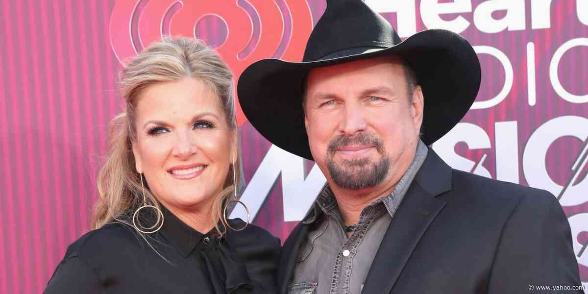 Trisha Yearwood Says Garth Brooks Always Wakes Up Before Her And Makes Coffee - Yahoo Lifestyle