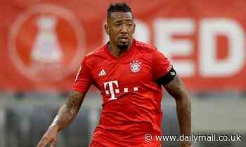 Jerome Boateng happy to remain at Bayern Munich as he hails impact of manager Hansi Flick's arrival