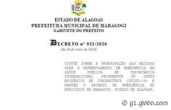 Defensoria pede e Justiça suspende parte do decreto de Maragogi, AL, que autorizava abertura de salões de beleza, barbearias e academias - G1