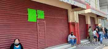 Pese a controles de acceso, personas continúan en el centro de Irapuato - Zona Franca