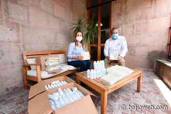 Irapuato solidario ante pandemia por COVID-19 - Bajioweb
