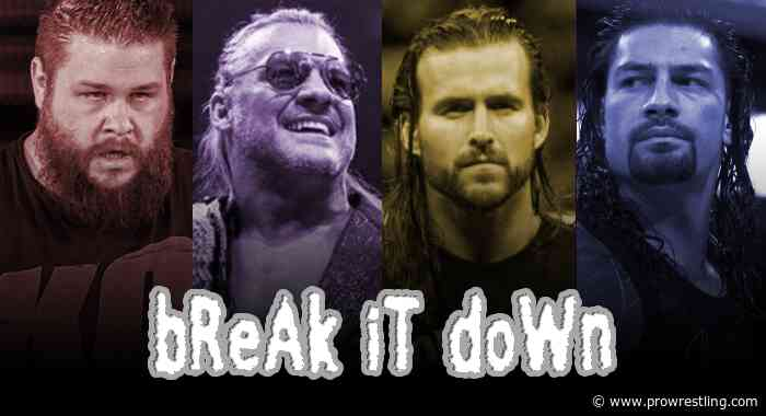 Break It Down: Ranking Every Major Wrestling TV Show (Week Twenty One)