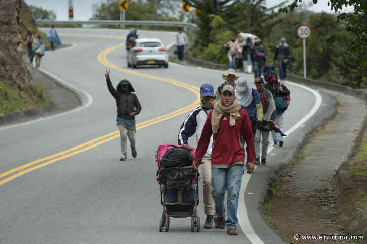 Venezolanos desplazados por Suramérica vuelven al país huyendo del covid-19
