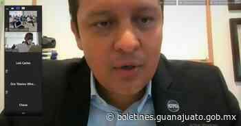 SSG y Municipio de Irapuato sostiene reunión virtual sobre el COVID-19 - Noticias Gobierno del Estado de Guanajuato